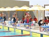 بريطانيا تتصدر منافسات السباحة للزوجى المختلط فى كأس العالم الخماسى الحديث