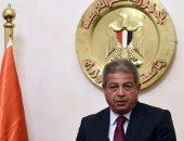 وزير الرياضة يهنئ النادى الأهلى بالفوز على مونانا الجابونى