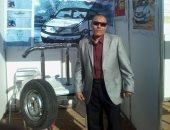 مخترع يتقدم بـ 3 براءات اختراع لتطوير نظام الأمان بالسيارات للحد من الحوادث