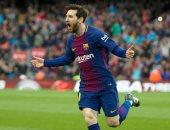 فيديو.. ميسي يسجل ثنائية لبرشلونة فى ليجانيس خلال 5 دقائق