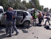 إصابة 3 جنود إسرائيليين بمحاولة دهس قرب مستوطنة غوش عتصيون