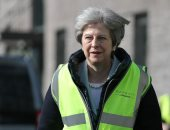 رويترز: تيريزا ماى ستواجه انتقادات فى البرلمان البريطانى بعد هجمات سوريا