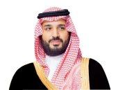 """ولى العهد السعودى يزور عمه الأمير """"مقرن"""" فى منزلة بمناسبة شهر رمضان"""