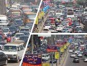 زحمة يا مصر.. تعرف على الزيادة السنوية فى أعداد السيارات بشوارع المحروسة