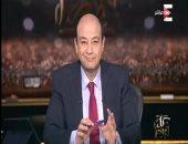 عمرو أديب قبل مباراة ليفربول وريال مدريد: حالة حب رهيبة لمحمد صلاح