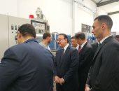 وزير الاتصالات: 30 مليون دولار استثمارات مصنع كابلات الألياف الضوئية