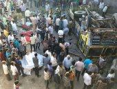 مقتل 33 شخصا بعد سقوط حافلة فى واد بكشمير الهندية