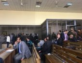 """وصول 42 متهما فى قضية """"الهلايل و الدابودية"""" لمجمع محاكم أسيوط"""