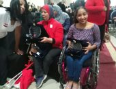 """تكريم بطلات مصر ذات القدرات الخاصة خلال احتفالية """"أنتى أقوى من الإعاقة"""""""