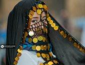 صور.. بالملاية اللف.. ملكة جمال المحجبات العرب 2018 بجولة سياحية فى القاهرة