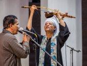 """فرقة """"إيجيبشان بروجكت"""" تحتفل بالهالووين بسهرة صوفية"""