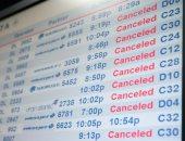 صور.. إلغاء مئات الرحلات فى مطارات نيويورك قبل عاصفة ثلجية