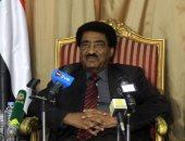 """السفير السودانى بالقاهرة يفتتح معرض """"فضاءات لونيه"""" بجاليرى بيكاسو ايست"""