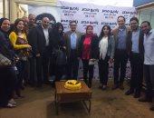 صور.. نجوم راديو مصر يحتفلون بانطلاقته الجديدة