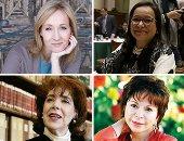 10 كاتبات ملهمات فى اليوم العالمى للمرأة.. تعرف عليهن