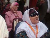الحاجة زينب من الدقهلية: أدعو المواطنين لانتخاب السيسى نصير المرأة