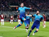 ماذا قالت الصحافة العالمية عن مباراة أرسنال وميلان فى الدوري الأوروبي؟
