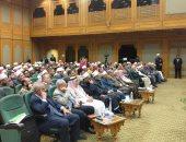 """الإمام الأكبر يحضر جانب من مؤتمر """"التراث"""" بكلية أصول الدين جامعة الأزهر"""