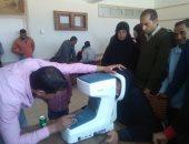 قافلة طبية للكشف على 1600 حالة بقرية العيساوية فى سوهاج
