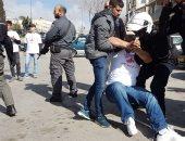 إصابة مواطن فلسطينى برصاص الاحتلال الإسرائيلى شمال قطاع غزة