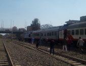 شكاوى من تأخر قطار 982 القاهرة أسوان ساعتين لتعطل الجرار