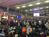 فيديو وصور.. فوضى فى مطار سيدنى الدولى بسبب وقوع خلل فنى