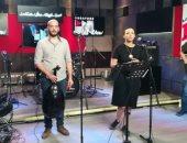 """مريم صالح: ألبوم """"الاخفاء"""" شهد تداخل الغناء الطربى مع الموسيقى الحديثة"""