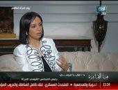 مايا مرسى: المرأة ثروة مُعطلة وإذا تساوت بالرجل فى العمل سيزيد الناتج القومى 34%