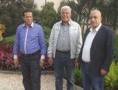 نواب وزير الزراعة ونقيب الزراعيين يشاركون فى افتتاح معرض زهور الربيع