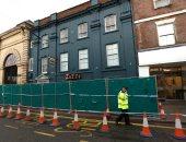 صور.. إجراءات أمنية مشددة قرب منزل الضابط الروسى المتهم بالتجسس فى بريطانيا
