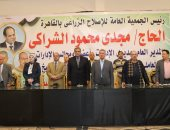 صور.. محافظ كفر الشيخ يدعو المواطنين للمشاركة فى الانتخابات الرئاسية