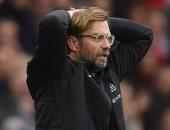 كلوب: لم نستحق الفوز أمام مانشستر يونايتد والحكم حرمنا من ركلة جزاء