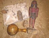 """قارئ يرسل لـ""""اليوم السابع"""" صورا لقطع يعتقد آثريتها.. ويؤكد: لو آثار هسلمها"""