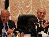 بدء ورشة عمل لبحث دور التجارة الداخلية فى الاقتصاد القومى بحضور وزير التموين (صور)
