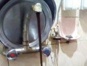 شكوى من تلوث مياه الشرب واختلاطها بالصرف الصحى فى محافظة سوهاج