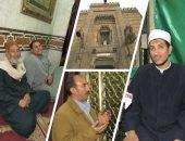 """فيديو.. إمام مسجد السيدة عائشة يكشف سر حب """"السادات"""" لها"""