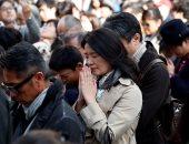 اليابان تفتح مبانى مدرسة ثانوية ضربها تسونامى 2011 أمام الجمهور