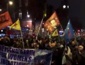 آلاف يتظاهرون فى أوروبا اعتراضا على عمليات الجيش التركى بعفرين السورية