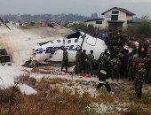 مصرع وإصابة 5 أشخاص فى تحطم طائرة بالكونغو