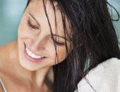 العناية بالجسم بماسك القهوة للمعان الشعر وتقشير البشرة
