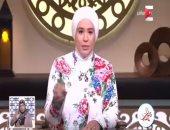 """فيديو.. نادية عمارة بـ""""ON E"""": القرآن يصل إلى المتوفى مثل أى عبادة"""