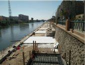 وزارة الرى تنفذ مشروعات مائية بمحافظة أسيوط بتكلفة 163 مليون جنيه