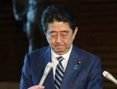 رئيس وزراء اليابان يعبر لوزير خارجية إيران عن قلقه إزاء التوتر الحالى