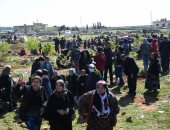 """""""احتلال عفرين"""" يخيم على احتفالات النوروز فى سوريا"""