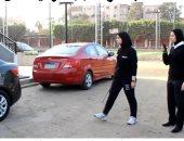 دورة تدريبة للشرطة النسائية لمواجهة التحرش في الشوارع