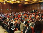 """""""من أجل مصر"""": مستمرون فى تنظيم مؤتمرات دعم السيسى بالمحافظات حتى الصمت الانتخابى"""