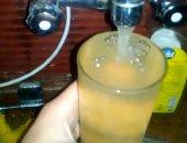 """""""مياه الشرب"""" ترد على شكوى تلوث مياله الشرب فى منطقة الشيخ شحات بالغردقة"""