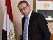 سفير مصر بلبنان ينقل إلى الحريرى تهنئة الرئيس السيسى بتشكيل الحكومة الجديدة