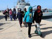 إسبانيا تنقذ 94 مهاجرا أثناء محاولتهم عبور المتوسط
