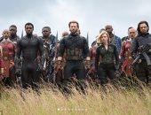 """عرض فيلم """"The Avengers: Infinity War"""" أبريل المقبل"""